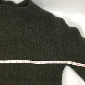 Mango Sweaters - Mango Committed Collection Organic Wool Mockneck
